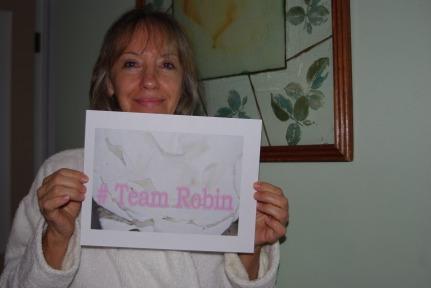 Team Robin for Robin Roberts of Good Morning America