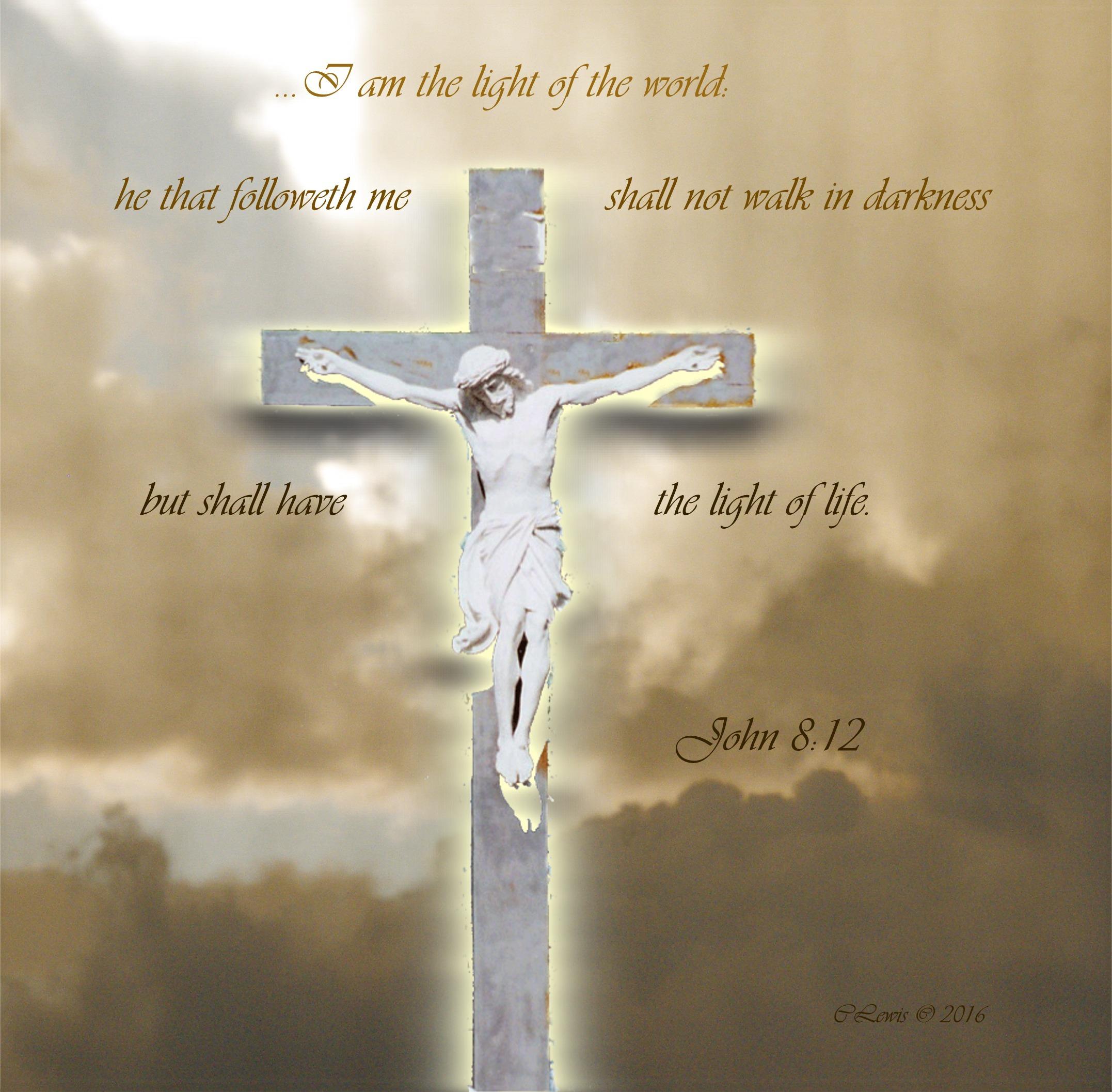 FearlessLight of Life John 8 12
