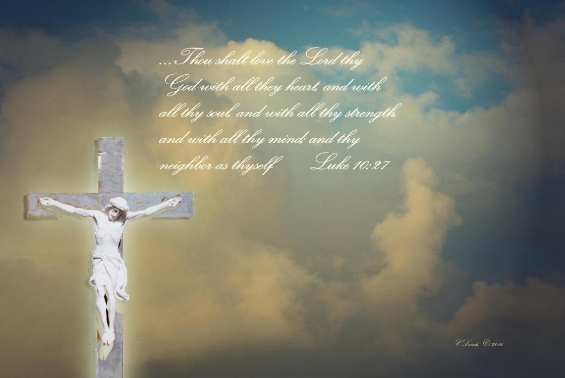 FearlessLove thy God Luke 10 27