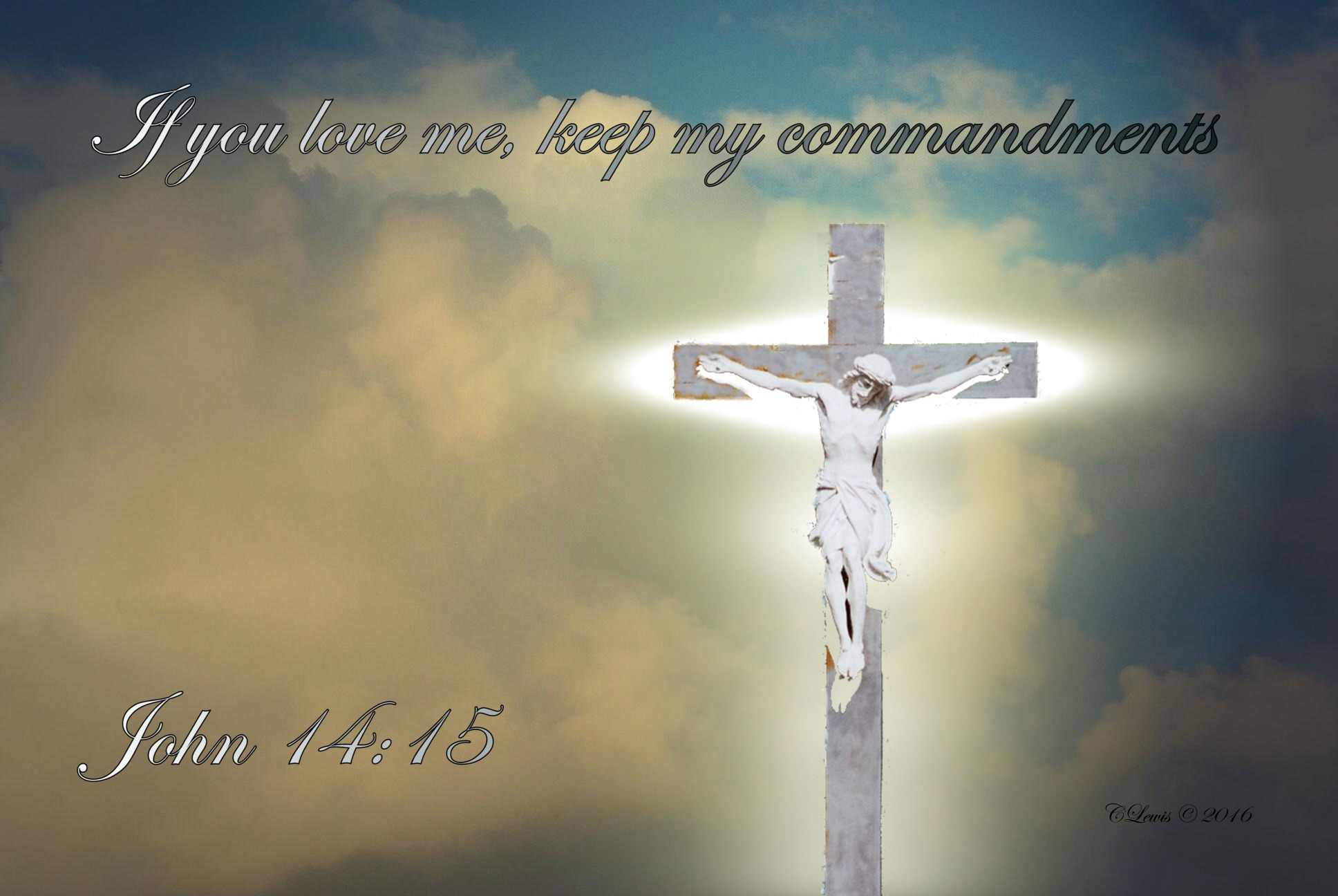 IfYouLoveMeKeepmyCommandments