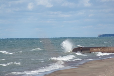 one of the great lakes