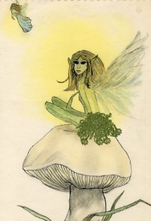 Fairies I copied many years ago