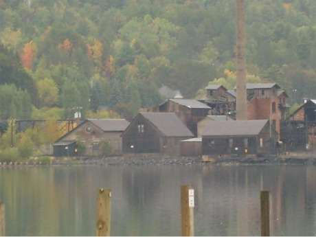 Abandoned Quincy Smelter