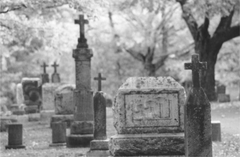 blk wht cemeteryCalumetcemetary1