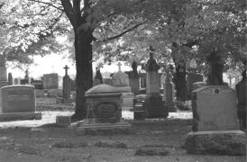 blk wht cemeterycemetary1