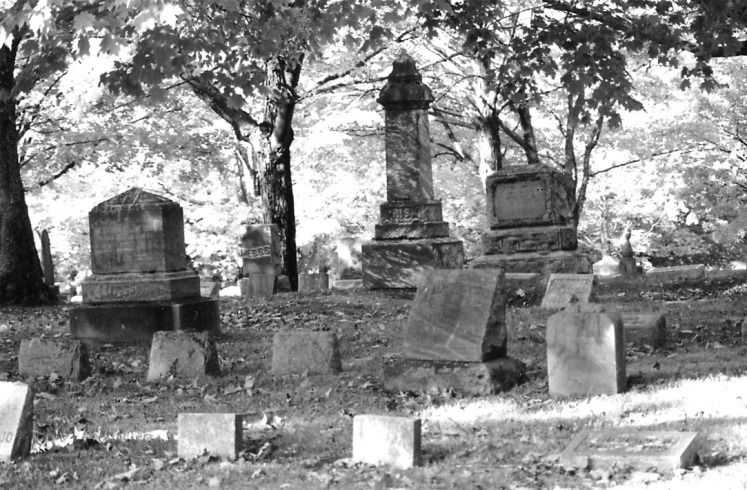 blk wht cemeterycemetarybw2011miscbkupbwcalumetcemetary