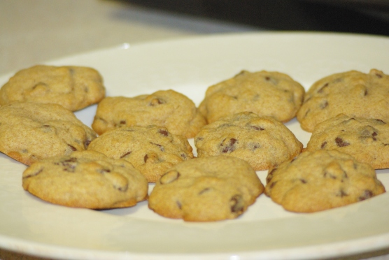 chocolate chip cookies 007